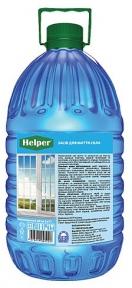 Средство для мытья стекол и зеркал HELPER 5л