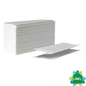 Полотенца бумажные Selpak premium двухслойные Z-сложения 200шт