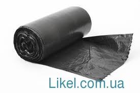 Мешки для мусора 35 л/100 шт. черные  Bag