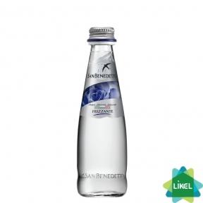 Минеральная вода San Benedetto 0,25 л стекло газ