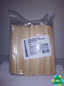Мешалка для кофе деревянная 140 мм. (800 шт/уп) PRO Service