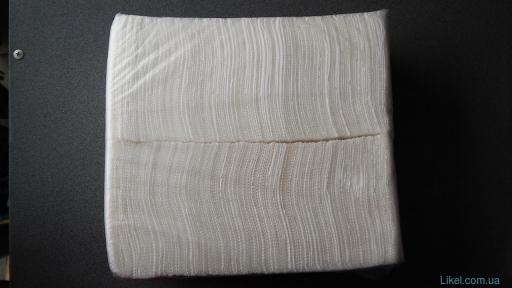 Барные белые салфетки  400 шт. (10 шт. в матр.)