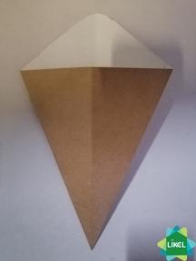 Упаковка под Чуррос, картофель фри