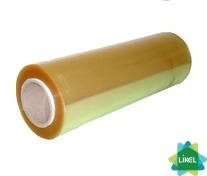 Пленка упаковочная ПВХ 500м*45см 9мкм