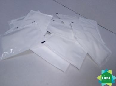 Салфетки влажные белые  PRO 60x80 мм (600 шт)