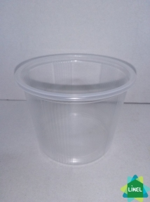 Емкость суповая прозрачная 500 мл 1000 шт