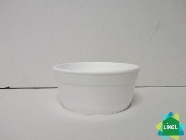 Ємність супова біла 340 мл (25 шт.) (20 уп/ящ)