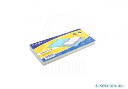 Разделитель листов 240*105 мм. Economix, картон, цветной, 100 шт