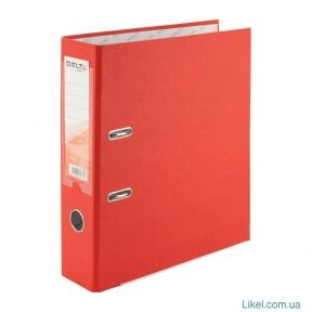 Папка-регистратор А5, 50 мм, ECONOMIX,  красная