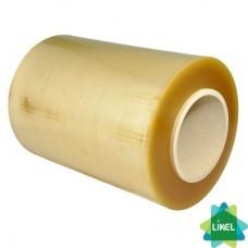 Пленка упаковочная ПВХ 1500м *45 см 9 мкм (желтая) 4,5 кг