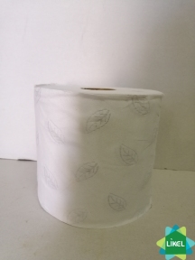 Tork SmartOne Туалетная  бумага мини  рулон, 2-х слойный  112 м