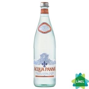 Минеральная вода Acqua Panna 0,75 л стекло б/газа