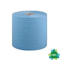 Полотенца бумажные КАХОВИНКА синие 150м (2шт/уп)