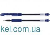 Ручка гелевая ECONOMIX FIRST 0.5 мм, синяя (12 шт. пач.)