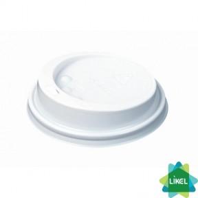 Крышка пластиковая №91 белая (50шт/уп)