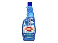 Средство для мытья стекол и зеркал HELPER 500мл запаска (12 шт/уп)