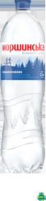 Минеральная вода Моршинская 1,5 л газ