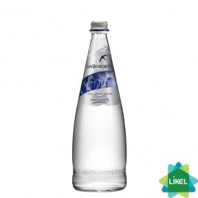 Минеральная вода San Benedetto 0,75 л стекло газ