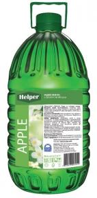 Жидкое мыло HELPER 5л яблоко
