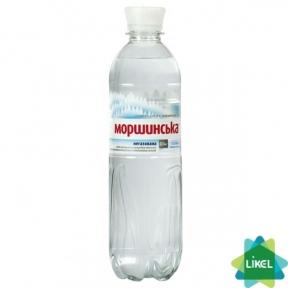 Минеральная вода Моршинская 0,5 л пластик б/газа