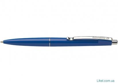 Ручка шариковая SHNEIDER K15, 0,7 мм, корпус синий, пишет синим