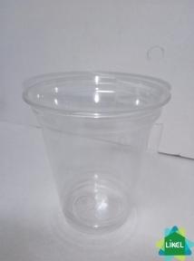 Стакан прозрачный 500мл Купол 50шт