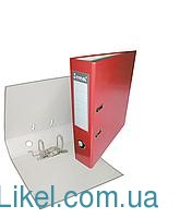 Папка - реестатор А4 ECONOMIX, 70 мм, красная