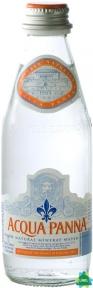 Минеральная вода Acqua Panna 0,25 л стекло б/газ