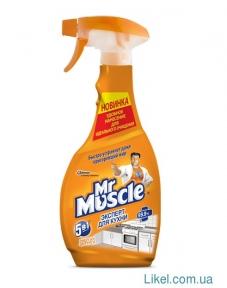 Эксперт для кухни Mr Muscle спрей 450 мл