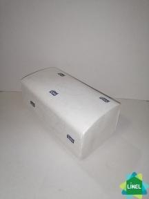 Рушник Tork Advanced Singelefold 2-х шар. 200 шт. білий H3 (20 шт/ящ)