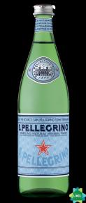 Минеральная вода San Pellegrino 0,75 л стекло газ