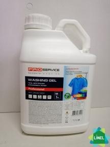 Засіб д/прання кольорових тканин гель  COLOR 5 л PRO (4шт./ящ)