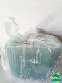 SP24L Кришка пластик опукла h20  (100 шт.)