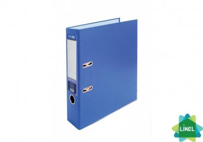 Папка-регистратор Economix 7 см синяя