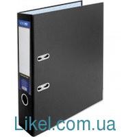 Папка-регистратор А4 LUX Economix, 70 мм, черная