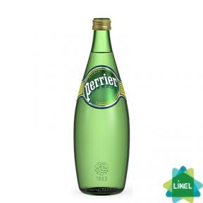 Минеральная вода PERRIER 0,75 л стекло газ