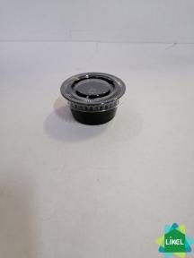 Соусник пластиковий чорний 60 мл ( 100шт/уп)