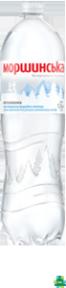 Минеральная вода Моршинская 1,5л б/газ