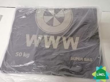 Пакет-майка 40+ 18х60 см 50 шт. BMW