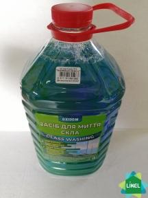 Средство д/мытья стекол Oxidom Альпийская свежесть 5 кг.