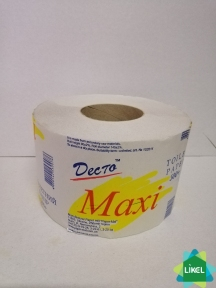 Туалетная бумага Jambo серая