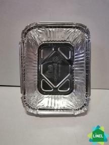 R15L Контейнер з пищевой алюминиевой  фольги  (100 шт.)
