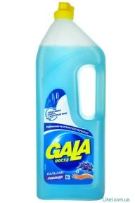 Жидкость для мытья посуды Gala БАЛЬЗАМ 1л
