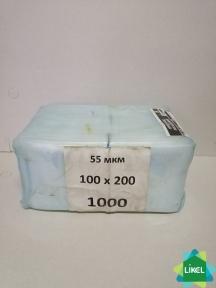 Пакет вакуумний 10*20 (1000 шт.)