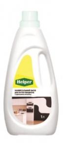 Универсальное средство для мытья поверхностей HELPER 1л лимон