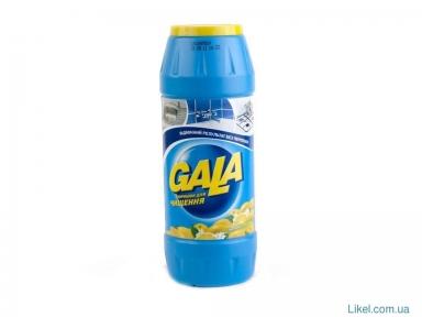 Порошок для чистки Gala Лимон 500 г
