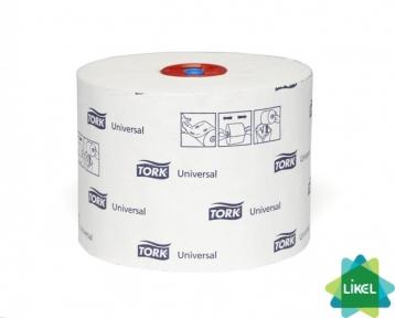Туалетная бумага Tork Universal однослойная 135м (27 рул/ящ)