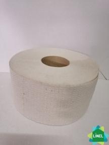 Туалетная бумага Jambo серая 120 м Малин (8 шт/ящ)
