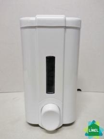 Дозатор жидкого мыла, 1л, белый PRO service