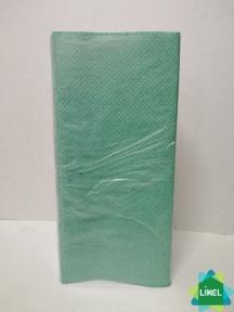 Полотенца бумажные V-сложения зеленые 160 листов